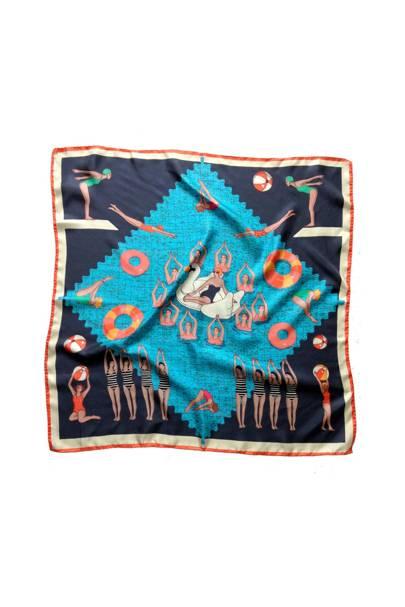 Silk Scarf, £110