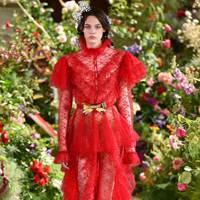 Blood-Soaked Bride: Rodarte