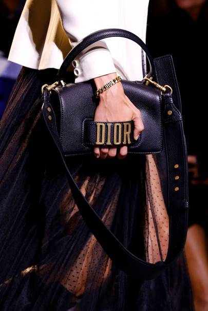 The Cult Accessories Maria Grazia Chiuri Brought To Dior  0419c8f6db68d
