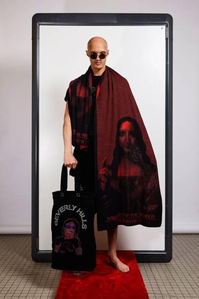 ba5de1982 Bernard Willhelm Autumn/Winter 2018 Ready-To-Wear show report ...