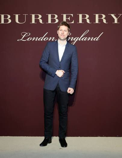 Burberry announces that Christopher Bailey will leave at end of 2018