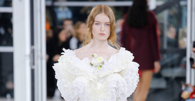 La robe blanche nathalie leger