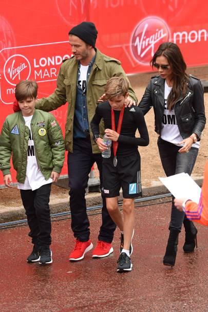 London Marathon, London – 2015