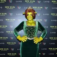 Heidi Klum Halloween Shiva.Heidi Klum S Halloween Costume Under Fire British Vogue