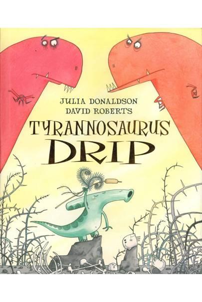 Tyrannosaurus Drip - Find Somewhere You Feel Comfortable