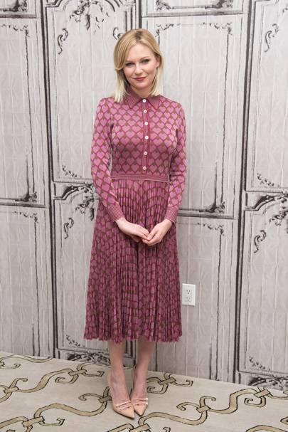 5. Kirsten Dunst