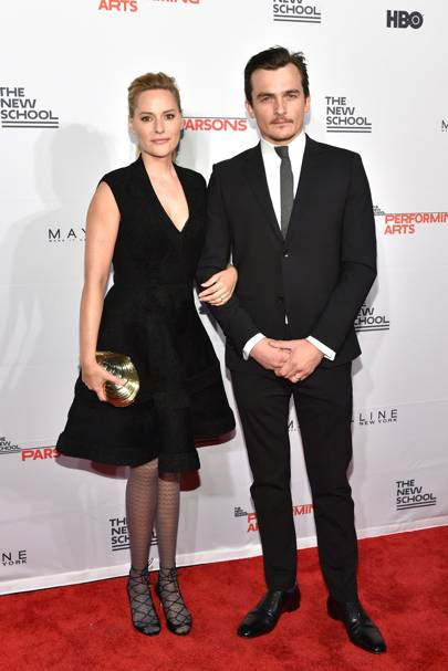 aimee mullins and rupert friend wedding