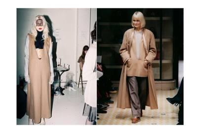 Left, Maison Martin Margiela A/W 1996-1997; right, Martin Marigela for Hermès A/W 1998-1999