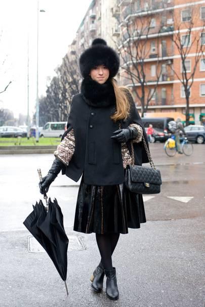 Valentina Fradegrada, blogger