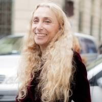 Franca Sozzani, editor-in-chief, Vogue Italia and L'Uomo Vogue & Editorial Director of Condé Nast Italia
