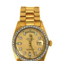 Elvis Presley's Rolex watch
