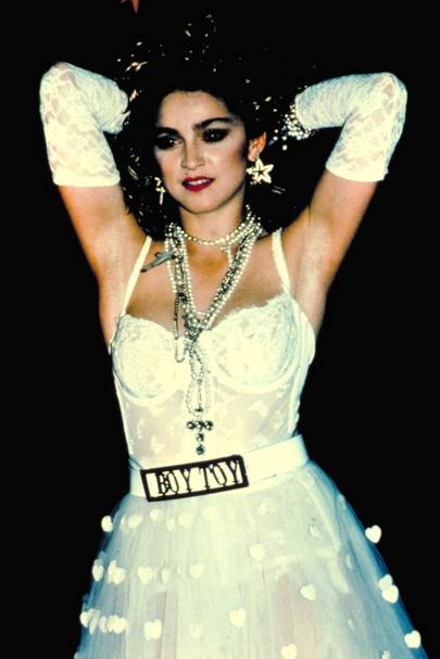 Madonna in the 90s fashion 53