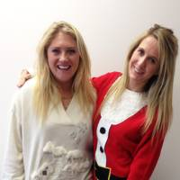 Kendra Leaver and Lily Dalzell, Brides project manager and account manager