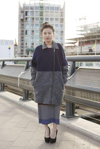 Sylvia Cheng, textile designer