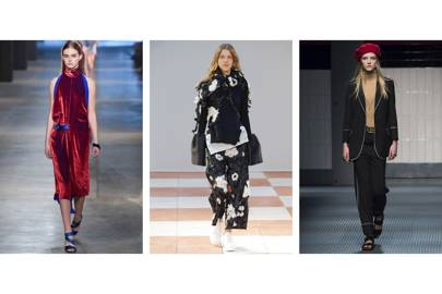 Which fashion party are you gravitating towards?