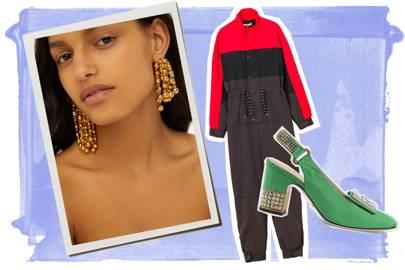 Naomi Smart, Shopping Editor