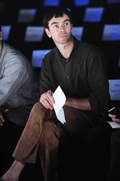 Christophe Lemaire, Hermès artistic director