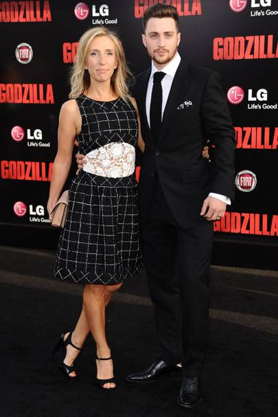 Godzilla premiere, LA - May 8 2014