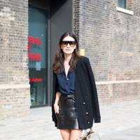 Leila Yavari, fashion director