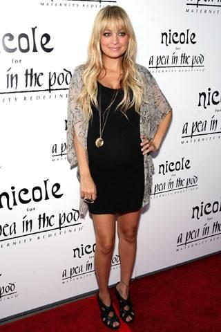 Nicole Richie Talks Designing British Vogue