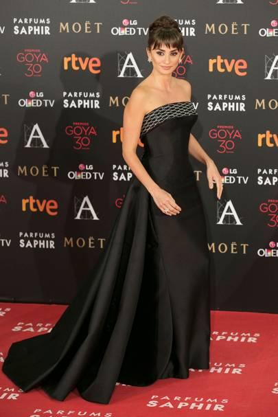 Goya Awards Ceremony, Madrid - February 7 2016