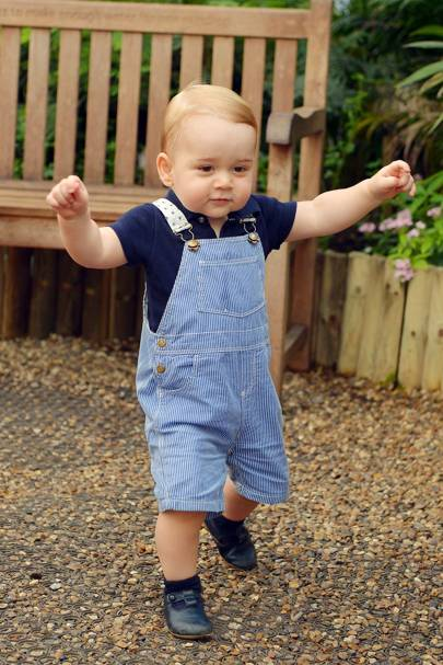 Prince George: The Little Prince