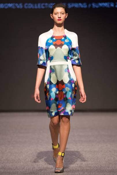 2fe4f662d8099 Jessie Liu Spring Summer 2015 Ready-To-Wear show report