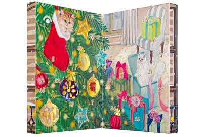 Paul & Joe Cadeaux de Noel Advent Calendar