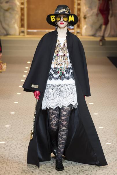 393821f13f64 Dolce   Gabbana Spring Summer 2019 Ready-To-Wear show report ...