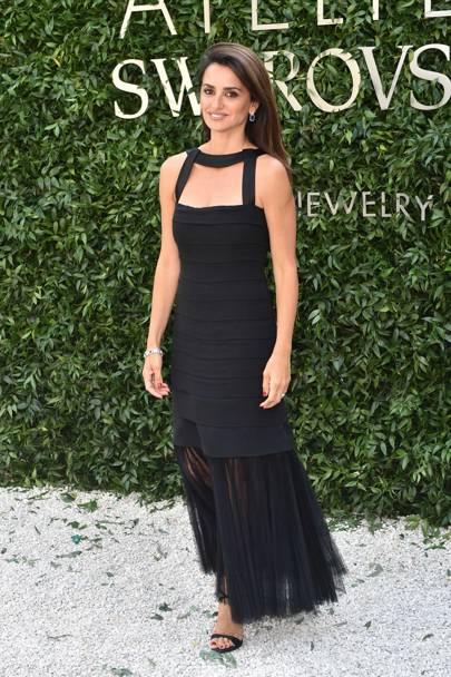 Penelope Cruz Swarovski jewellery launch, Paris - July 2 2018