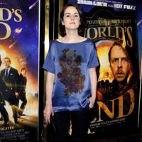 World's End film premiere, London - July 10 2013