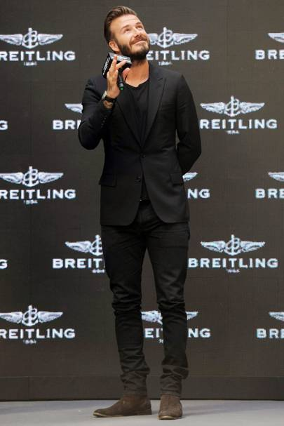 Breitling press conference, Beijing - June 12 2014