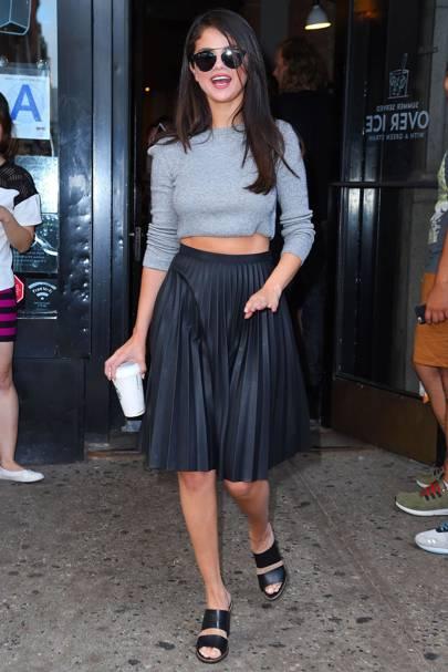 New York - August 19 2015