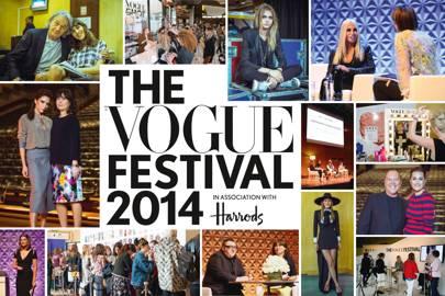 A Vogue Year