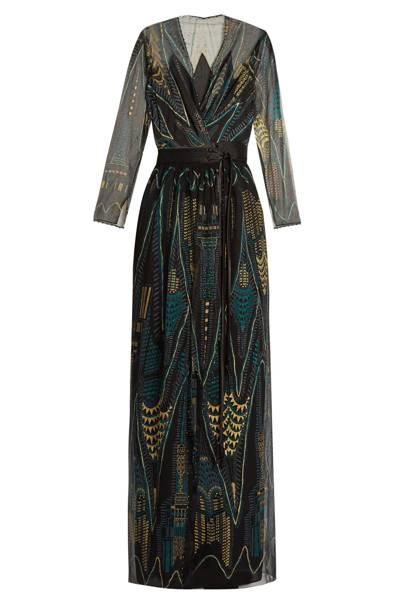 The Manhattan Dress