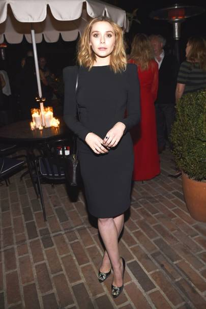 Barneys and Oxfam benefit dinner, LA - February 18 2015