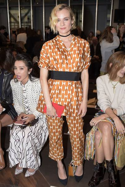 The Tory Burch show - February 14