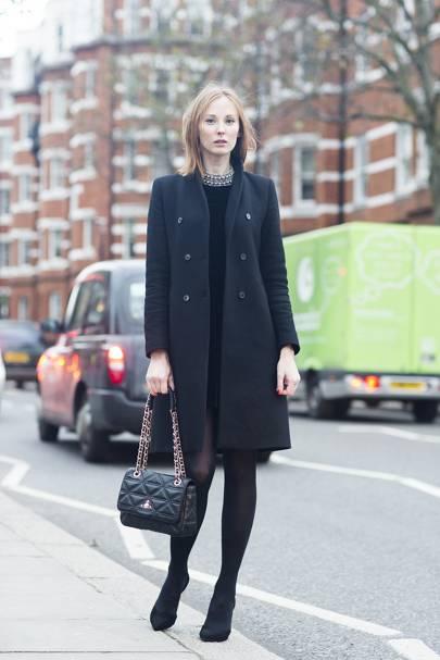 Jen Collins, model agent