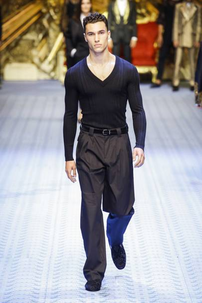 Dolce   Gabbana Spring Summer 2019 Menswear show report   British Vogue eb14055b5d