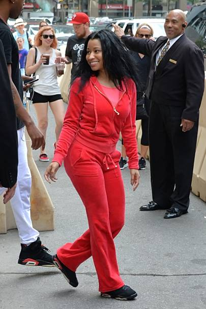 Nicki Minaj, July 2014