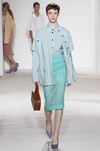 Victoria Beckham Spring/Summer 2018 Ready-To-Wear Collection