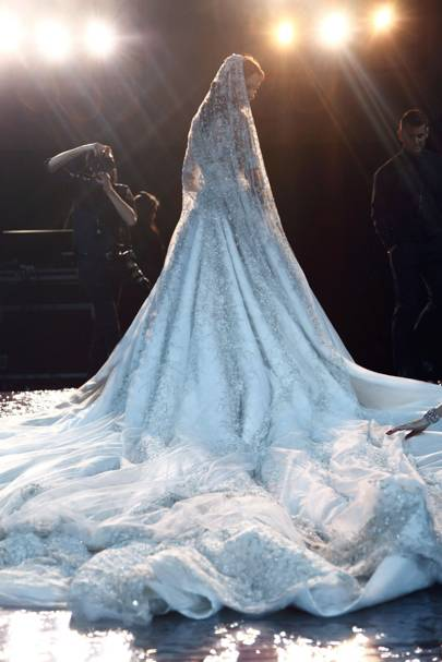 Ralph and Russo Couture Bride Pictures Hanaa Ben Abdesslem | British ...