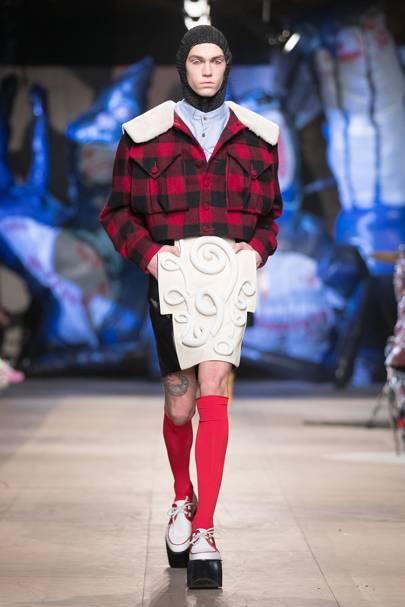 Charles Jeffrey Loverboy Autumn/Winter 2018 Menswear collection