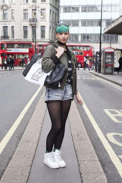 Lusha Alic, student