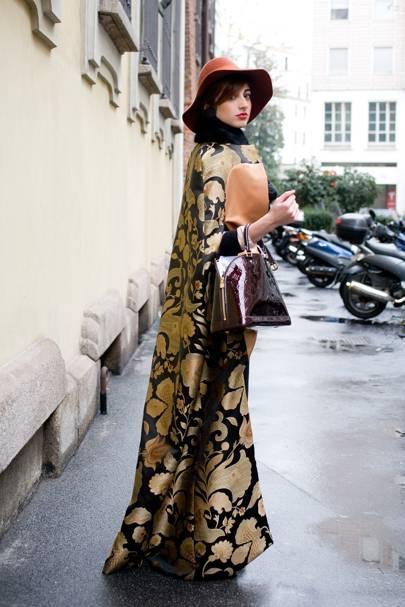Michela Maccarrone, model