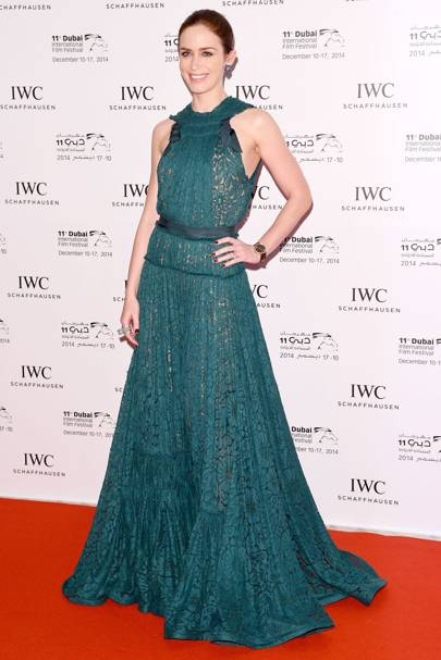 IWC Filmmaker Award Night 2014, Dubai - December 11 2014