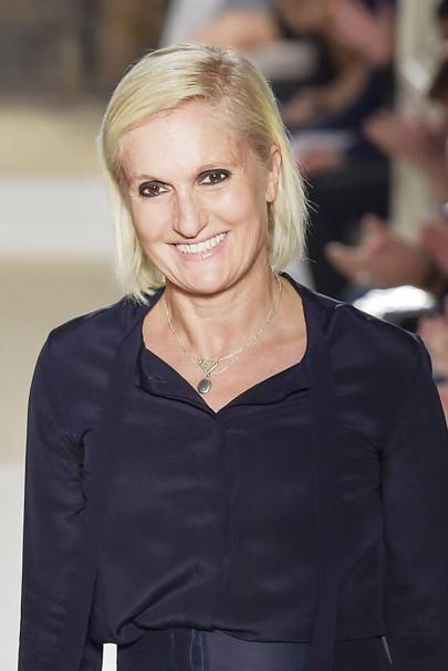 Confirmed: Maria Grazia Chiuri Said Arrivederci! at Valentino