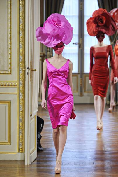 Alexis Mabille Spring/Summer 2012 Couture
