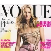 British Vogue, June 2006
