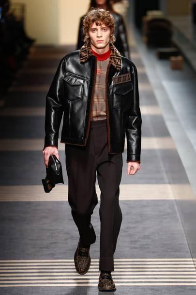 79843864caf Fendi Autumn Winter 2018 Menswear show report